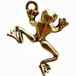 tree frog charm